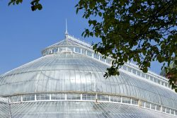 Glass house Peoples Palace
