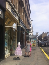 <h5>Byres Road, Vintage Fashion</h5>