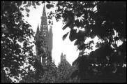 <h5>University of Glasgow from Kelvingrove</h5>