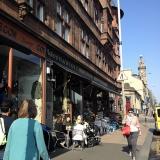 <h5>Kelvinbridge shops and cafe</h5>