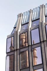 <h5>Glasgow City Centre reflection</h5>
