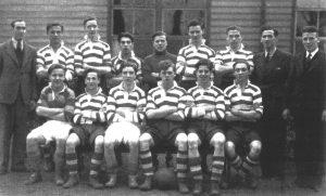 St. Agnes' Boys Guild football team