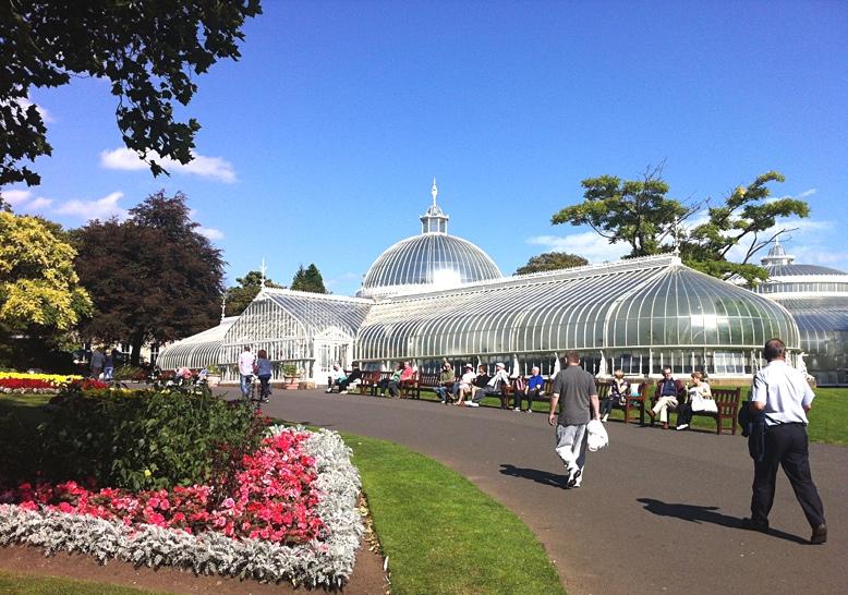 Botanic Gardens: Sandyford To Kelvinside - Glasgow West End