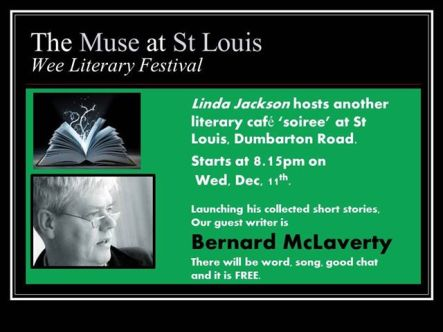bernard mclaverty  st louis