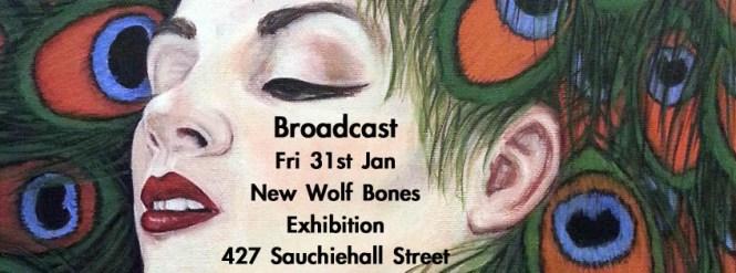 broadcast new olf bones exhibition