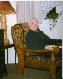 john mcgarrigle armchair