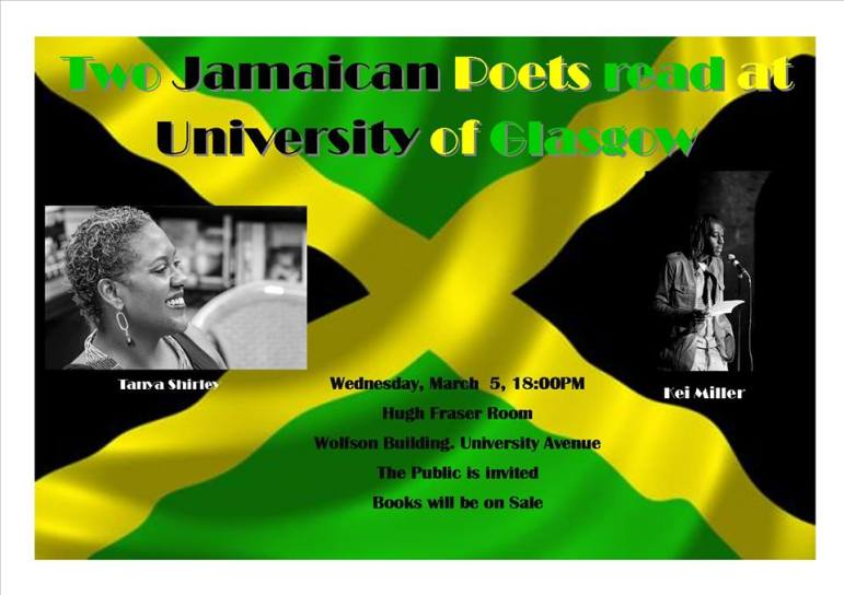 two jamaican poets