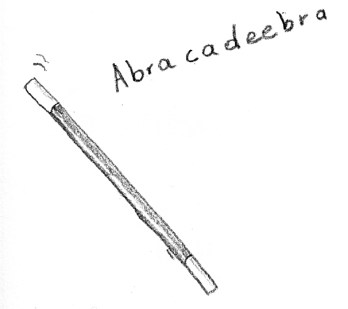 Magic Wand bracadeebra