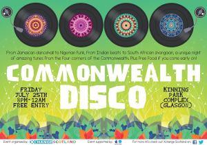 commonwealth disco