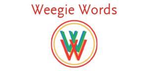 weegie words