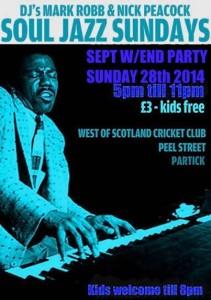 soul jazz sept week-end
