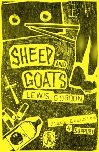 SHEEP AND GOATS front