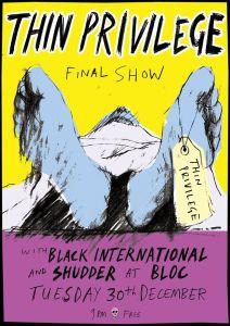 black international 30 december bloc
