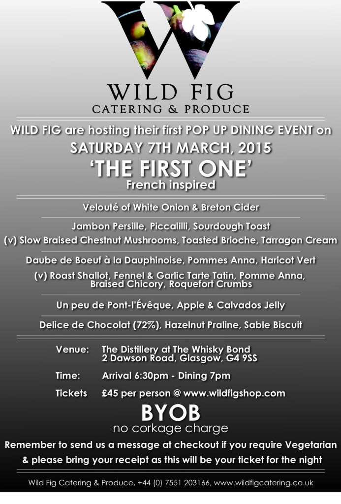 wild fig pop up