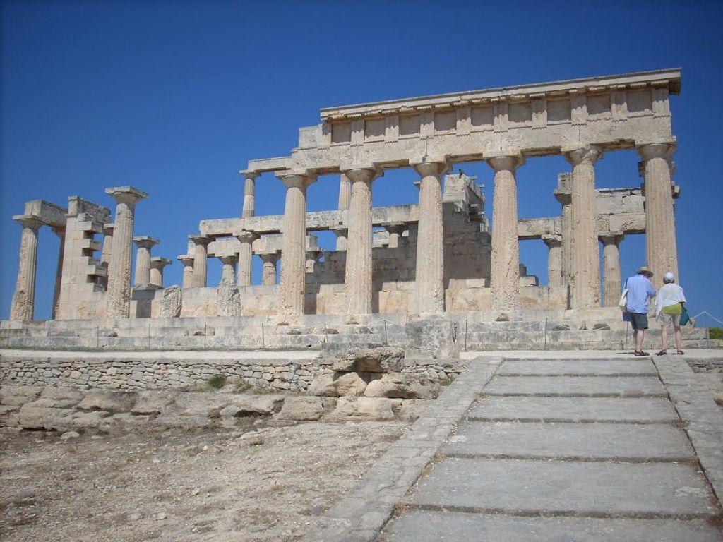 Temple of Aphaia Aegina