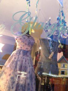 Vintage Clothes shop Glasgow West End