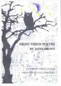 night vision poetry jayne brown