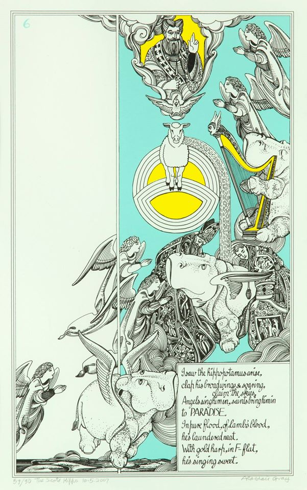 alasdair gray sixty years of prints