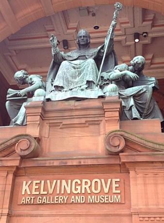 kelvingrove entrance