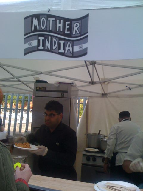 mother india lets eat glasgow