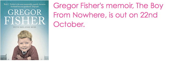 gregor fishers book