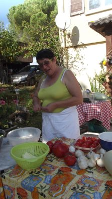 Suze cooking