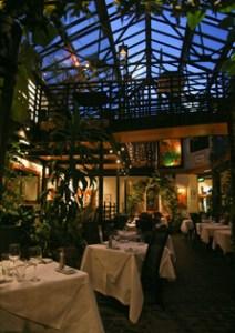 The Ubiquitous Chip Main Restaurant photo Martin Grey