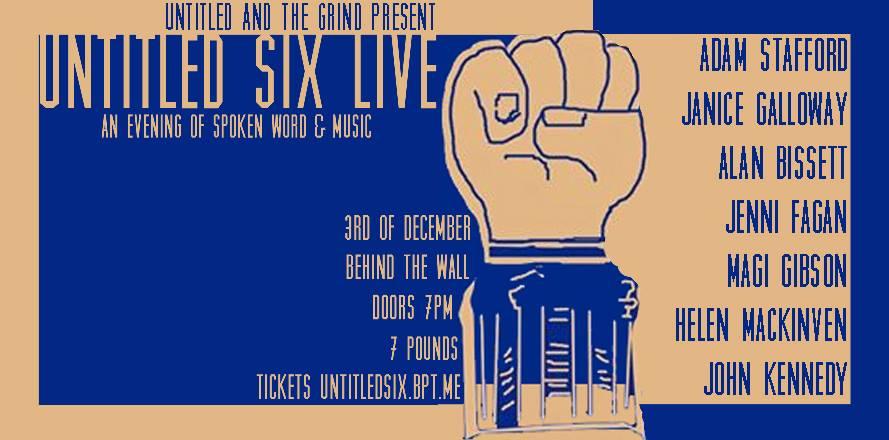 untitled six live
