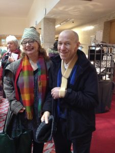 Pat and dad Craft Fair Glasgow