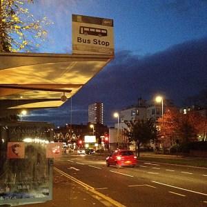 Buss Stop Anniesland
