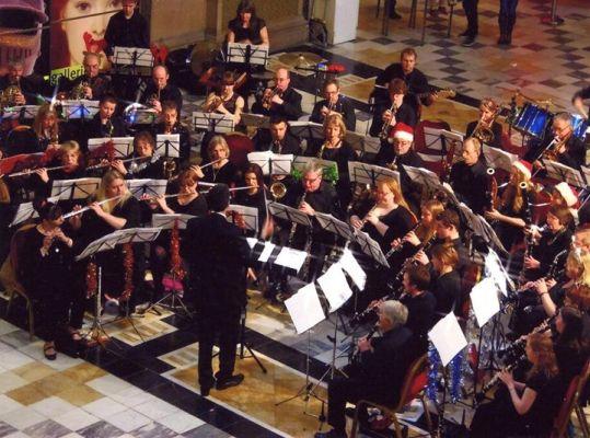 christmas concert kelvingrove