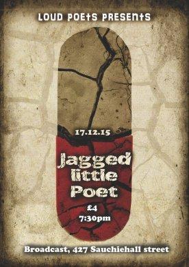 oud poet jagged little poet