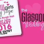the free glasgow girls wedding fayre