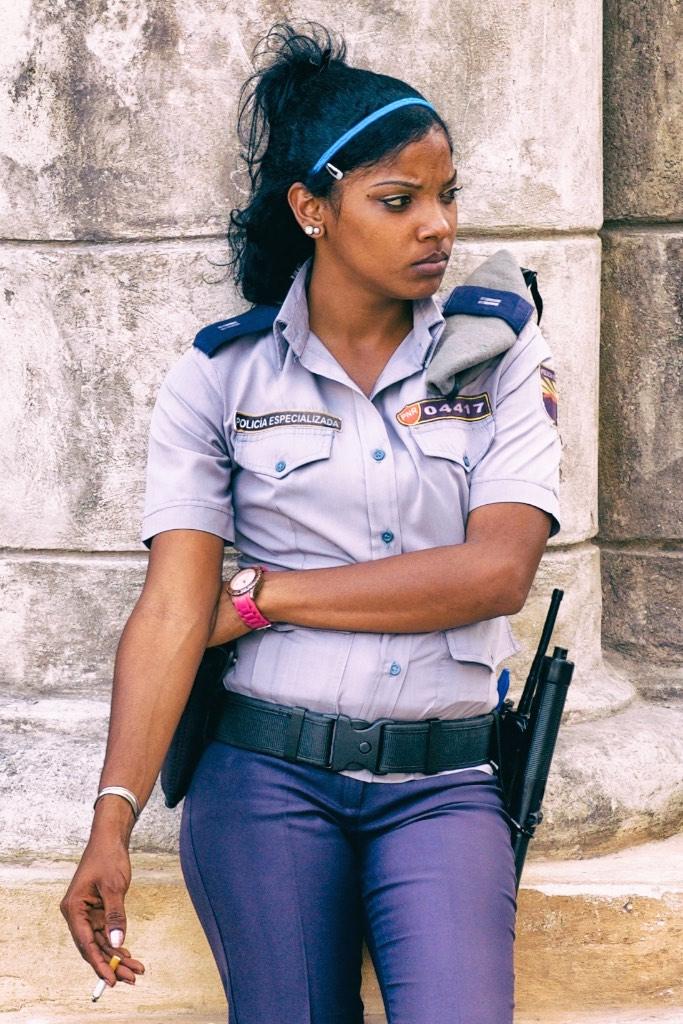Women Of Cuba - Teenage Lesbians-7411