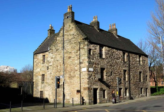 Provand's Lordship. The Oldest House in Glasgow
