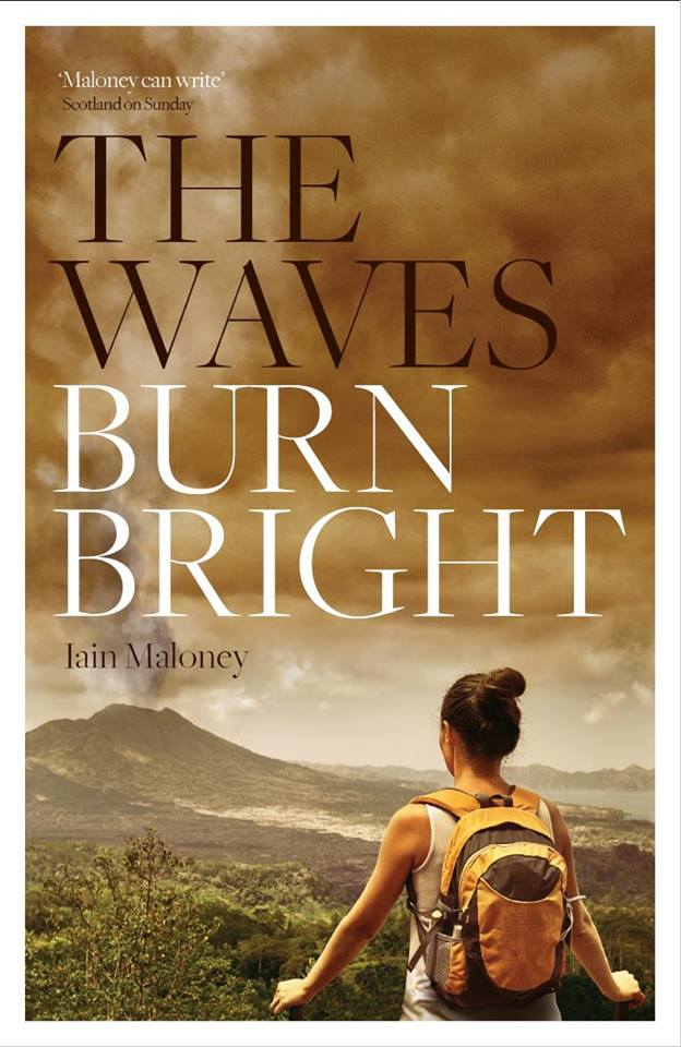 the waves burn bright