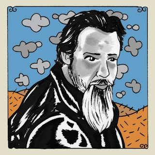Dave Arcari illustration by Johnnie Cluney