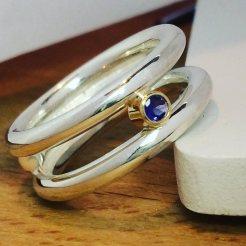 tanzantite ring