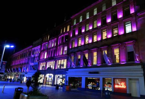 Frasers of Buchanan Street. Glasgow