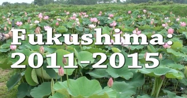 fukushima 2011 – 2015