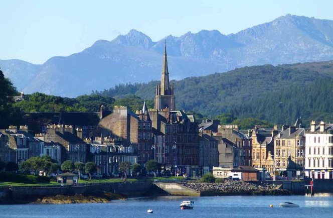 Rothesay and Arran
