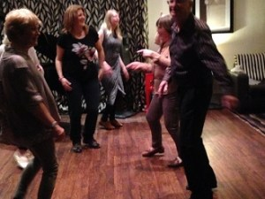 Pitlochry dancing