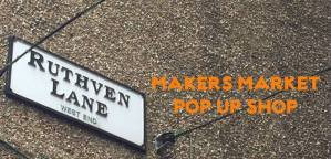 makers market pop up shop