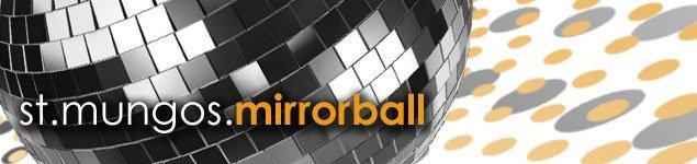 st mungos mirrorball