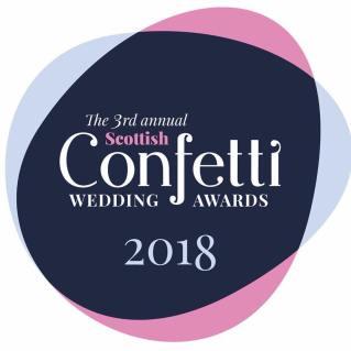 confetti wedding awards.