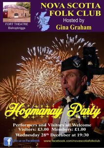 hogmanay party
