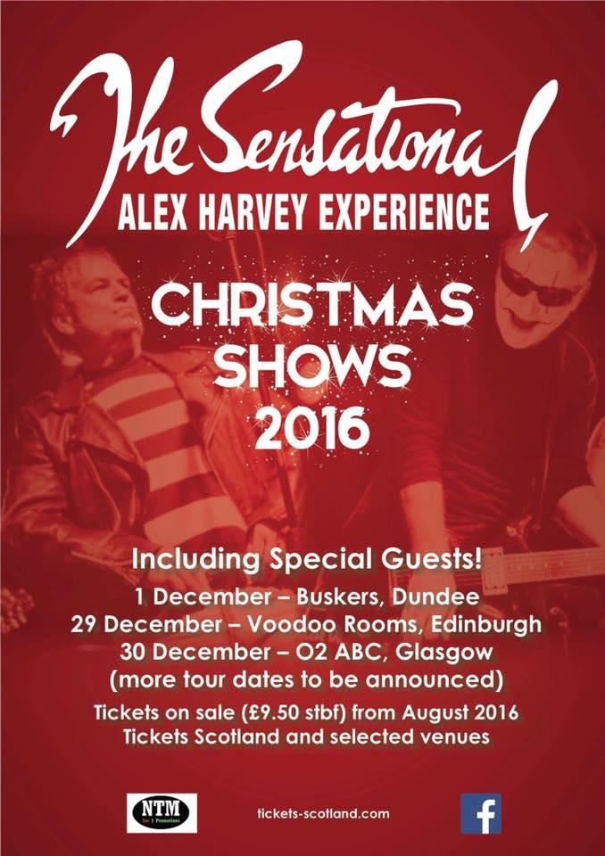 sahb end of tour christmas show