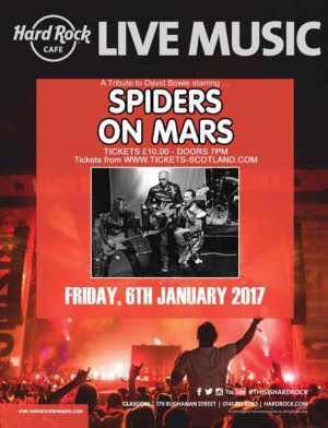 spiderson mars