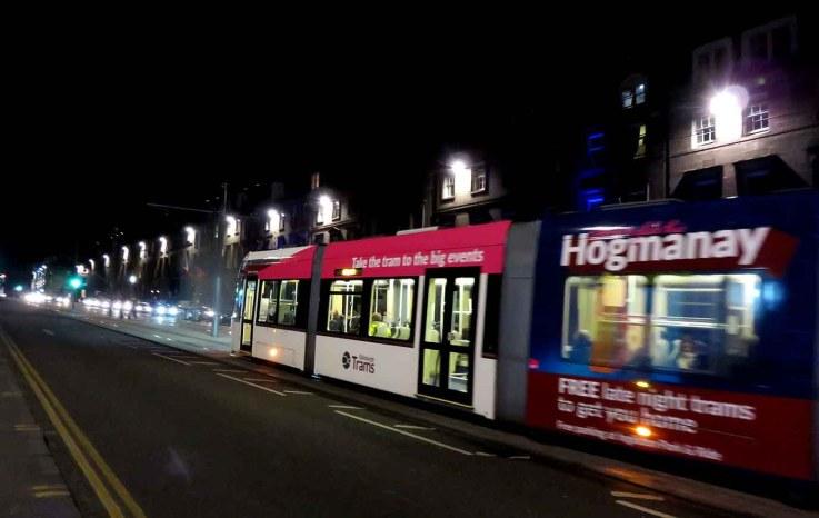 Edinburgh's Tram System