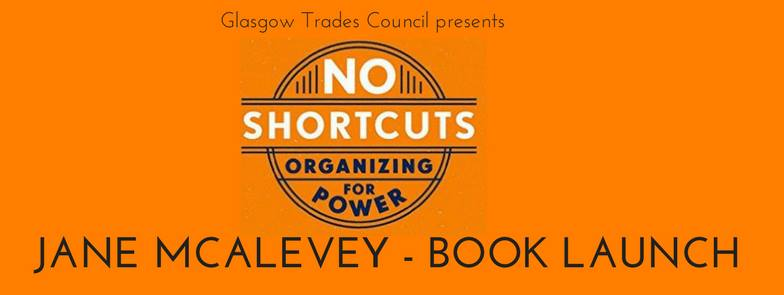 Jane McAlevey book launch